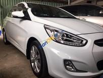 Bán Hyundai Accent đời 2013, màu trắng, giá 455tr