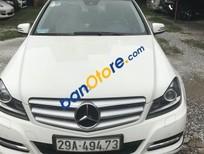 Cần bán xe Mercedes 2.0 AT đời 2011, màu trắng, 810tr