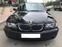 Bán BMW 3 Series 325i sản xuất 2004, màu đen, giá chỉ 335 triệu