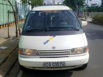 Cần bán xe Toyota Previa 2.4MT đời 1990, màu trắng, xe nhập số sàn