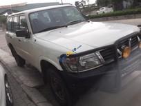 Bán ô tô Nissan Patrol GX 1999, màu trắng