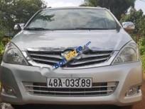 Bán Toyota Innova J đời 2007, màu bạc xe gia đình