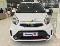 Bán Kia Morning sản xuất 2018 - Hỗ trợ trọn gói khách hàng nhận xe với 73.000.000, full phụ kiện. LH 098.959.9597 để ép giá
