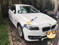 Bán gấp BMW 5 Series 520i đời 2015, màu trắng