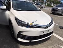 Toyo Corolla Altis 1.8G CVT 2017, màu trắng, giao ngay