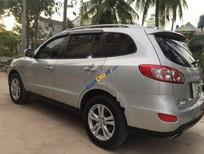 Bán Hyundai Santa Fe SLX đời 2010, màu bạc, nhập khẩu chính chủ, 770 triệu