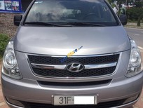 Cần bán xe Hyundai Grand Starex đời 2010, màu bạc, nhập khẩu nguyên chiếc