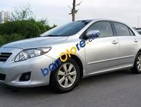 Bán xe Toyota Corolla altis 1.8AT đời 2009, màu bạc, 450 triệu