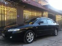 Bán Mazda 626 2.0 MT đời 2003, màu đen