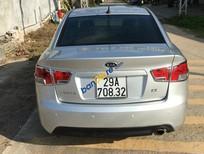 Bán Kia Forte sản xuất 2011, màu bạc số sàn, giá 355tr