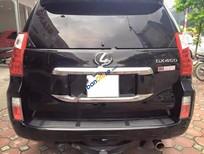 Cần bán lại xe Lexus GX 460 đời 2011, màu đen, xe nhập