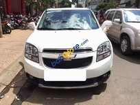 Bán xe Chevrolet Orlando 1.8AT đời 2015, màu trắng đã đi 18000km