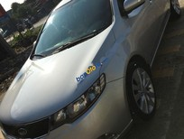 Cần bán xe Kia Forte EX 1.6 MT đời 2011, màu bạc như mới