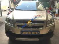 Cần bán Chevrolet Captiva LTZ năm 2008, màu vàng số tự động