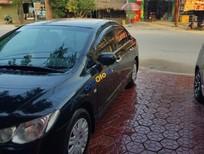 Cần bán lại xe Honda Civic 1.8 2008, màu đen