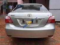 Bán Toyota Vios E đời 2010, màu bạc