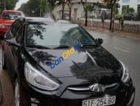 Bán xe Hyundai Accent 1.4 AT đời 2015, màu đen, nhập khẩu chính chủ, giá tốt