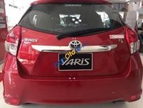Bán xe Toyota Yaris sản xuất 2017, màu đỏ