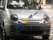 Bán Daewoo Matiz SE đời 2008, màu bạc