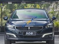 Peugeot 508 nhập khẩu Châu Âu