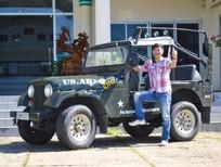 Cần bán lại xe Jeep Wrangler sản xuất 1990, nhập khẩu