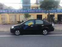 Bán Daewoo Gentra đời 2010, màu đen, nhập khẩu Hàn Quốc, giá 252tr