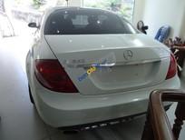 Cần bán gấp Mercedes 550 đời 2009, màu trắng, xe nhập