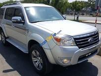 Cần bán lại xe Ford Everest 2.5L MT sản xuất 2011, màu bạc, 560 triệu