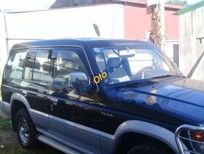 Cần bán xe Mitsubishi Pajero 3.0 năm 2001, màu đen