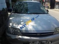 Cần bán xe Ford Laser đời 2001, màu bạc xe gia đình