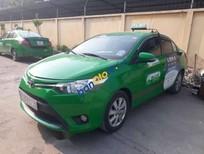 Bán ô tô Toyota Vios E năm 2014, màu xanh lục, giá tốt