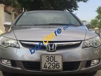Chính chủ bán Honda Civic 2.0 AT đời 2008, màu xám