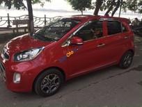 Cần bán xe Kia Morning Van sản xuất 2016, màu đỏ, nhập khẩu