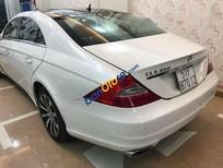 Cần bán xe Mercedes CLS 350 sản xuất 2008, màu trắng, 690tr