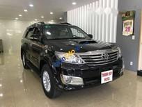 Bán Toyota Fortuner G đời 2013, màu đen