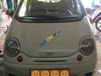 Cần bán Daewoo Matiz sản xuất 2007, màu trắng xe gia đình