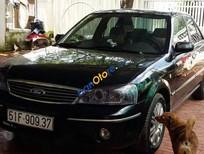 Cần bán lại xe Ford Laser đời 2003, màu đen chính chủ