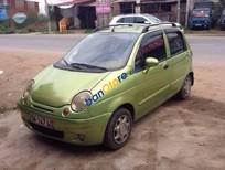 Cần bán Daewoo Matiz SE sản xuất 2007, màu xanh lục
