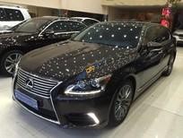 Bán Lexus LS đời 2016, màu nâu, nhập khẩu