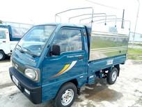 Bán xe tải nhỏ thùng bạt phủ mui 900kg, Thaco Towner 800