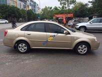 Bán ô tô Daewoo Lacetti EX năm 2008, màu vàng, giá tốt