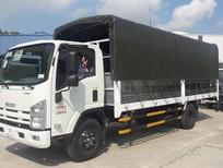 Isuzu NQR75M đời 2017 tải 5 tấn- Thùng Dài 6m1, giao ngay