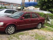 Xe Ford Laser đời 2003, màu đỏ, số sàn, 190tr