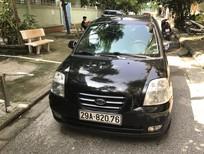 Cần bán Kia Morning tự động SLX 2008, màu đen, nhập khẩu