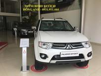 Cần bán Mitsubishi Pajero Sport MT đời 2017, màu trắng