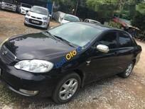 Bán Toyota Corolla altis 1.8G đời 2005, màu đen như mới, giá tốt