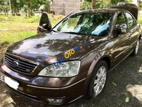Bán gấp Ford Mondeo 2.5 V6 đời 2004, màu nâu xe gia đình, 295tr