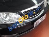 Bán xe Toyota Camry 3.0 V6 sản xuất 2005, màu đen chính chủ, 450tr