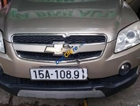 Cần bán gấp Chevrolet Captiva LTZ đời 2008