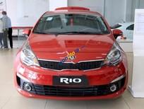 Bán Kia Rio AT năm 2016, màu đỏ, xe nhập, 505tr